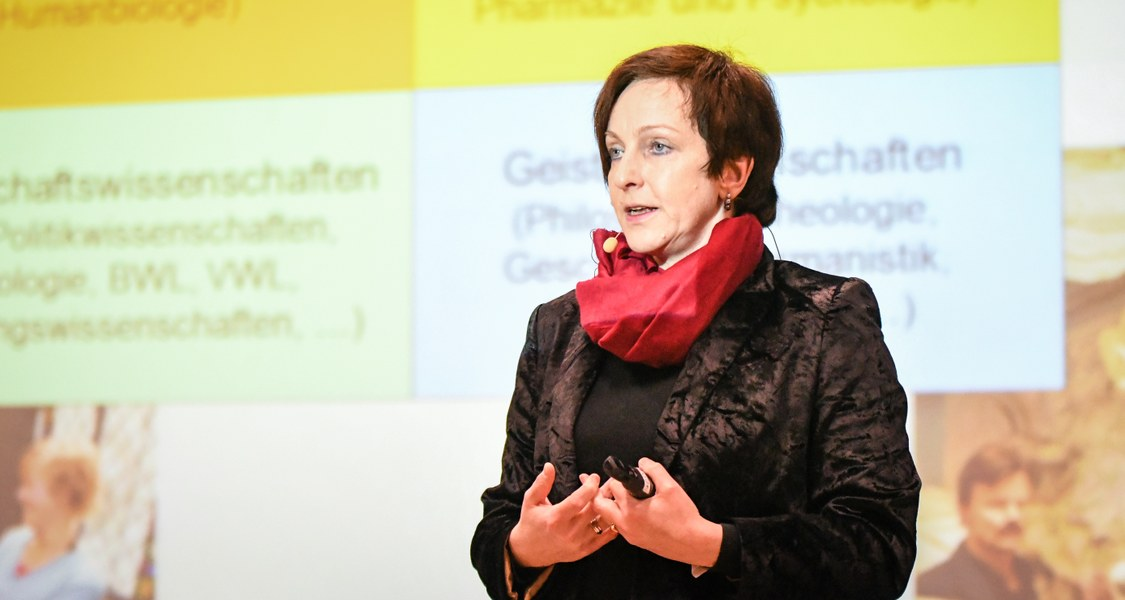 Foto von Vizepräsidentin Prof. Dr. Evelyn Korn
