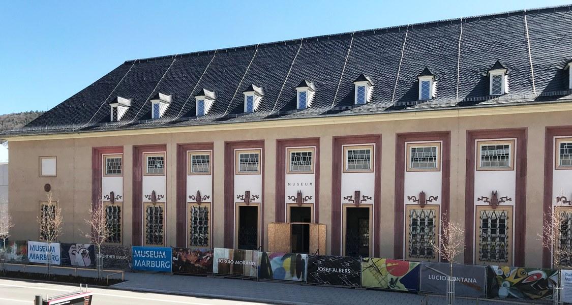 Foto vom Kunstmuseum Marburg