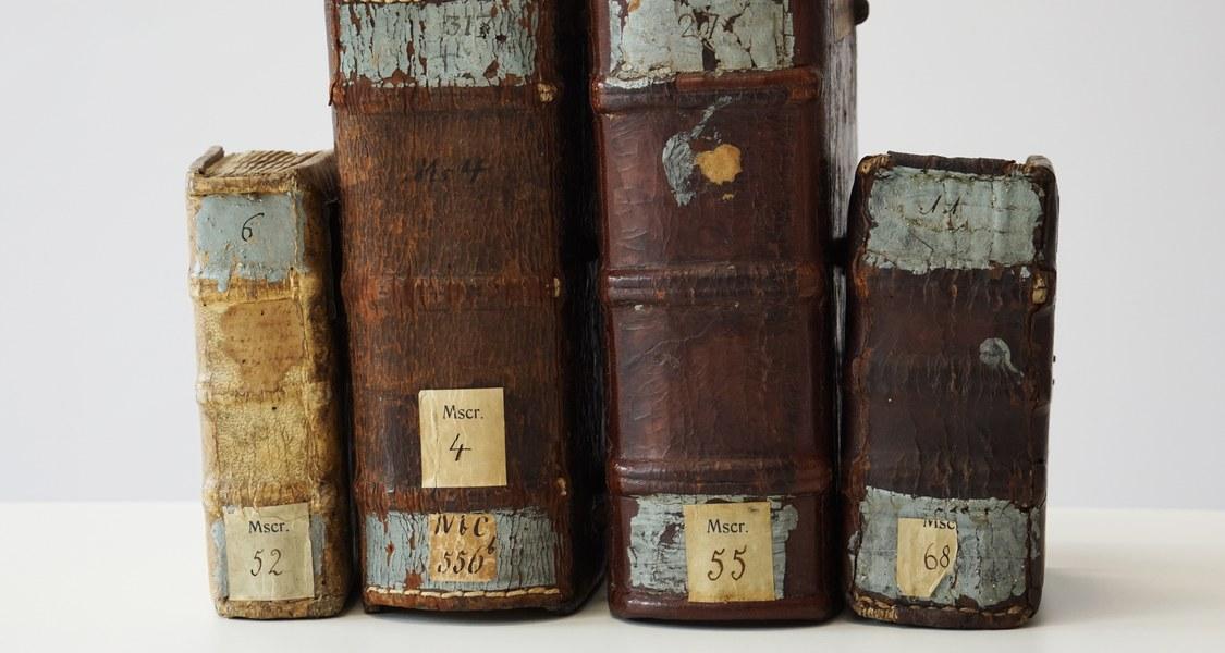 Bild der Buchhandschrift
