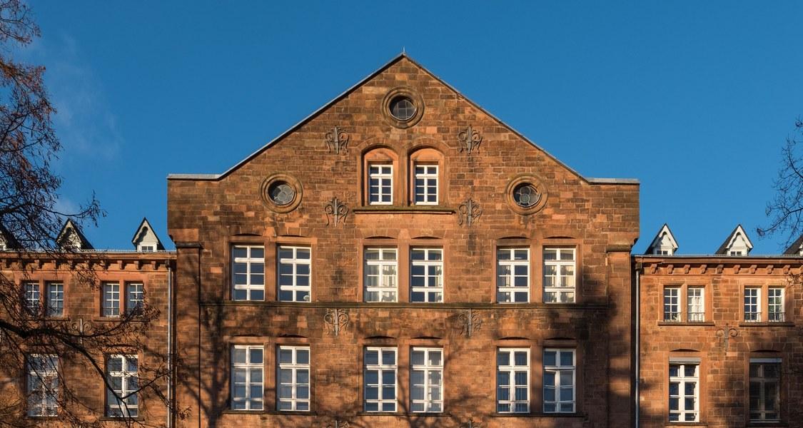 Foto vom Fachbereichsgebäude