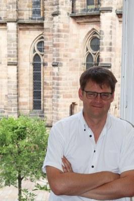 Johannes Oberwinkler leitete die Forschungsarbeiten zur Hemmung von TRPM3-Kanälen.