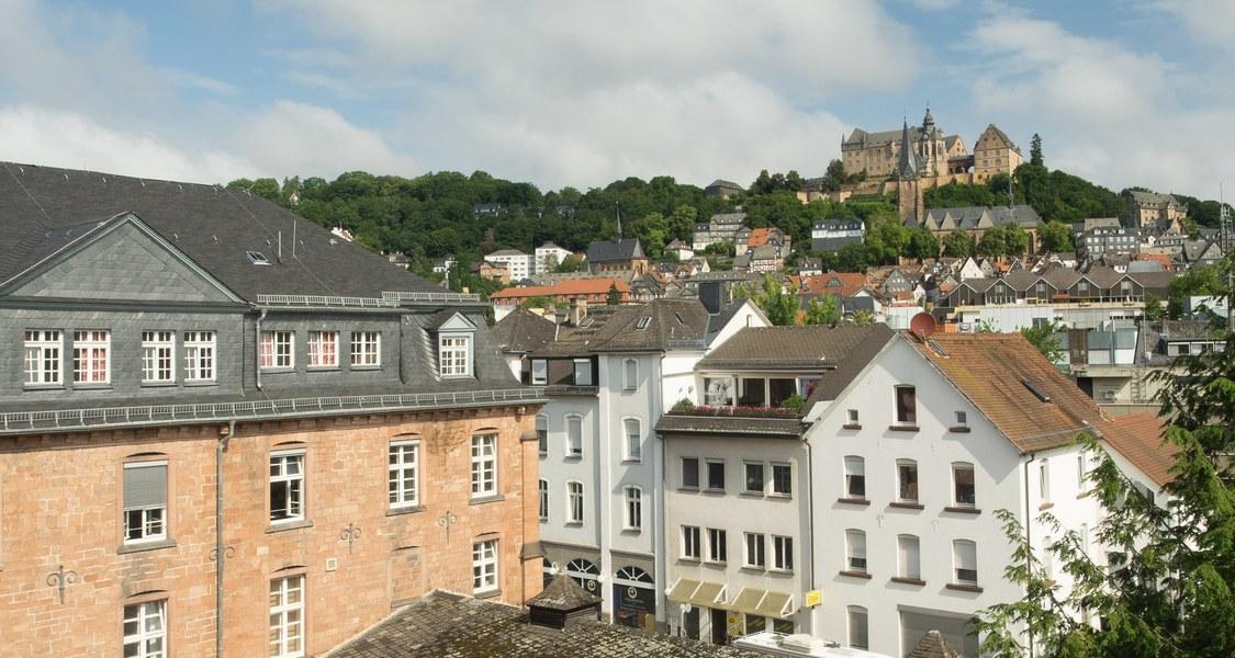 Foto von Marburg