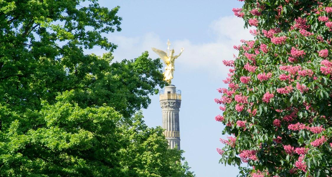 Mit der Siegessäule in Berlin gab sich das Kaiserreich sein erstes Nationaldenkmal. Die Reichsgründung von 1871 und deren schwieriges Erbe stehen im Fokus von Eckart Conzes neuem Werk.