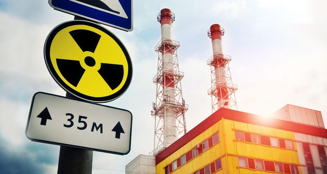 Kernkraftwerke könnten einstmals Abnehmer für die Verbindung Uran-Dinitrid sein, das Marburger Chemiker hergestellt haben.