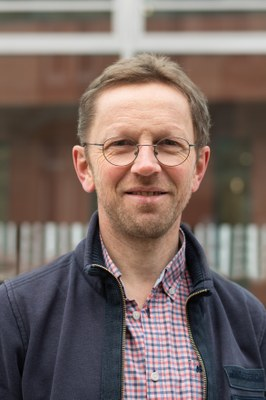 Foto von Professor Heckenberger