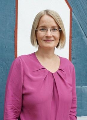 Portrait von Frau Prof. Dr. Stefanie Bock