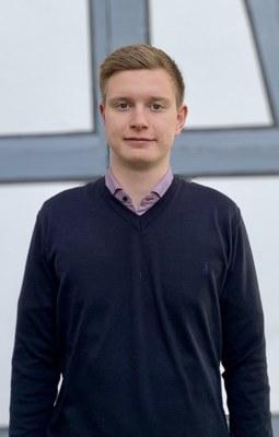 Portrait von Herrn Paul Zandecki (studentische Hilfskraft Monitoring)