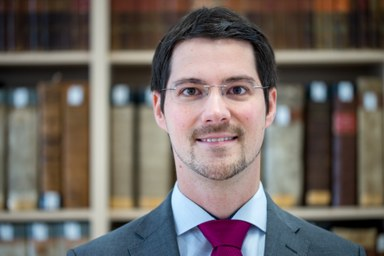 Das Bild zeigt Professor Willems.