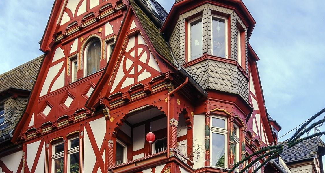 Haus in der Oberstadt