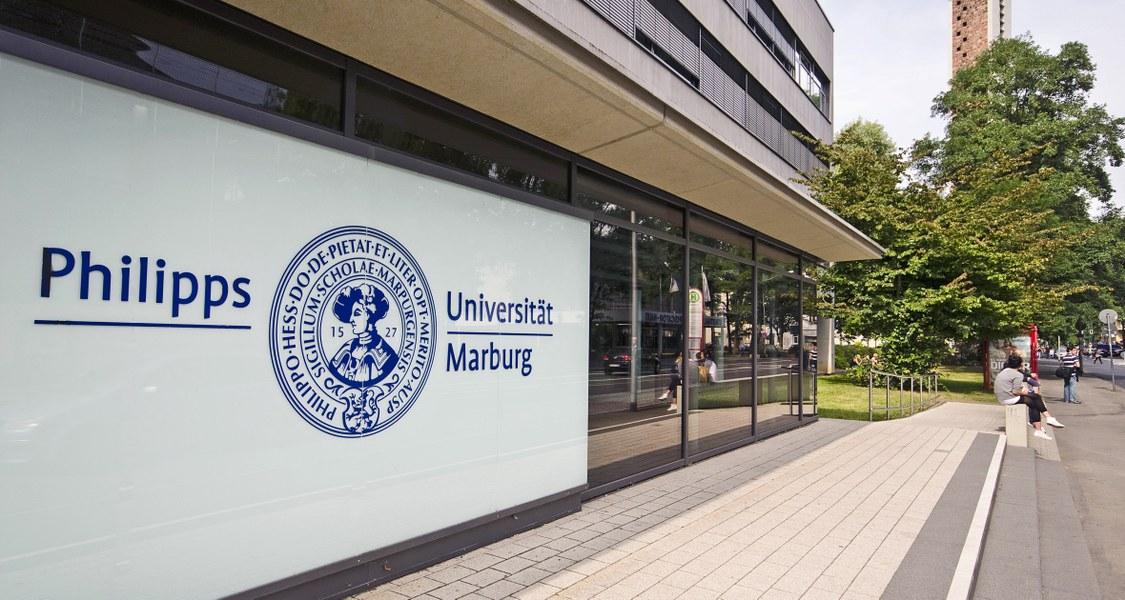 Biegenstraße Logo Universität