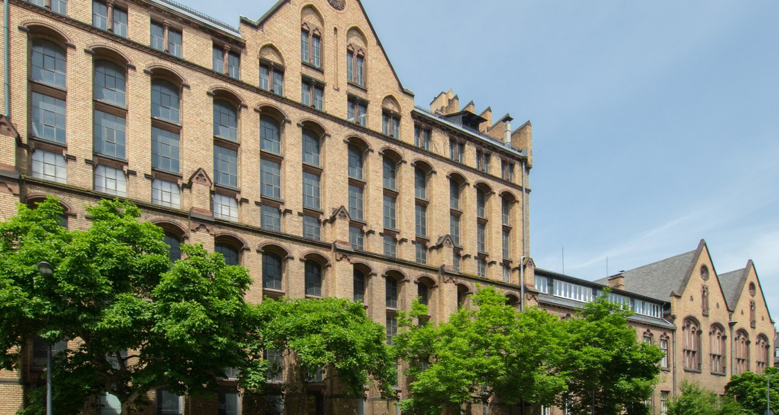 Wilhelm-Röpke-Haus Frontansicht