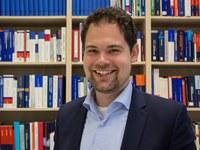 Portrait Dr. Felix Horstmann