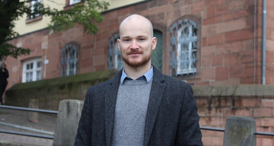 Foto Nils Christian Hönow, MA