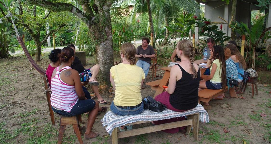 Exkursion Costa Rica