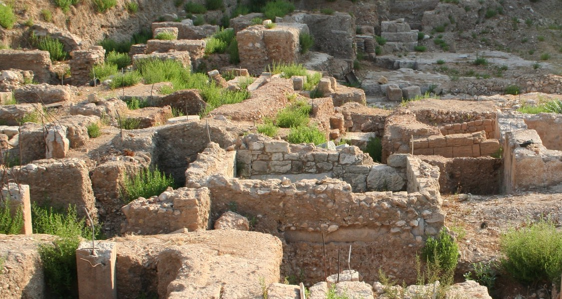 Beirut: Carceres, Thermen und Theater BEY 155 & 141