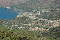 Die Ansicht von Bybassos von Köklü