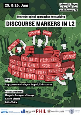 Flyer Discourse Markers in L2