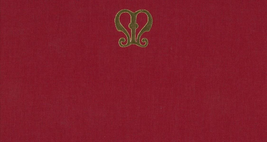 Cover des Marburger Jahrbuches für Kunstwissenschaft
