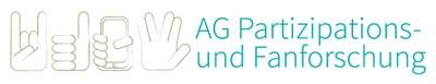 Logo AG Partizipations- und Fanforschung