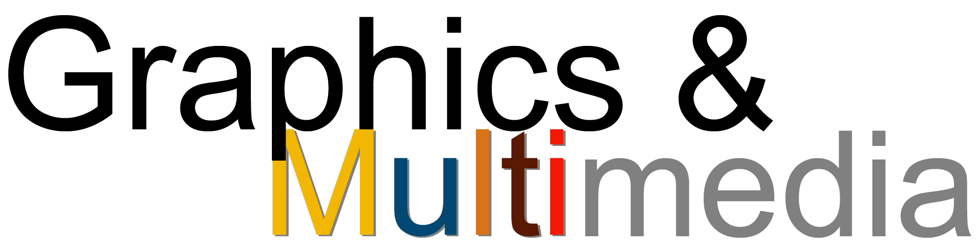 Graphic and Multimedia Logo
