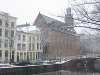 Akademiegebäude Universität Leiden