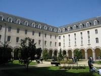 Université Rennes - cloitre faculté d'économie