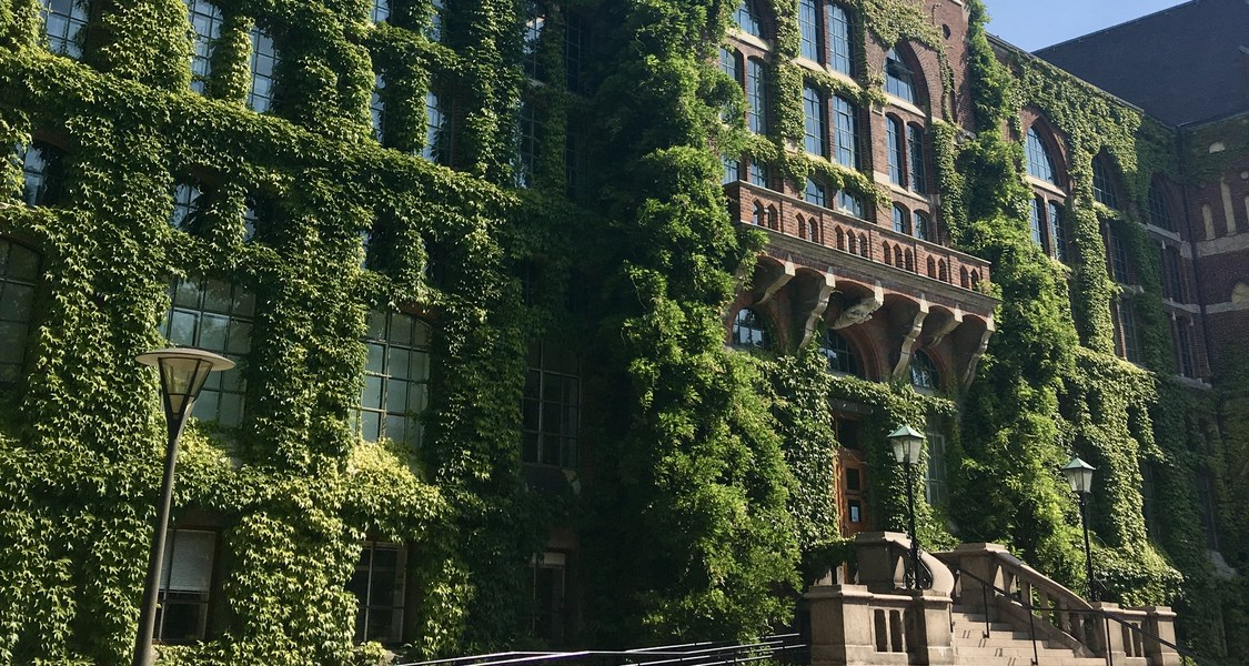 Universitätsbibliothek in Lund
