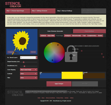 StencilCreator Website
