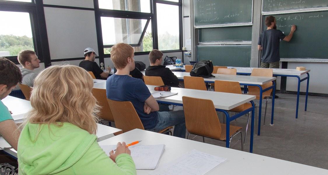 Vorlesungssituation