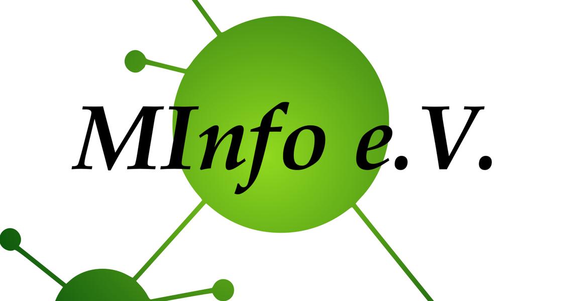 Logo des MInfo e.V.
