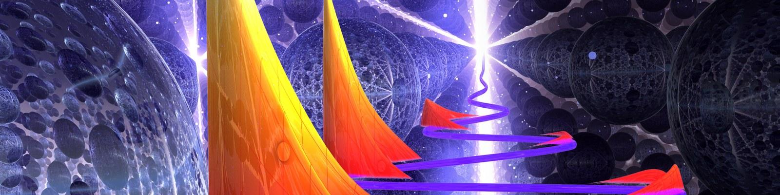 Zeitliche Struktur von Hohen Harmonischen in Halbleiterkristallen