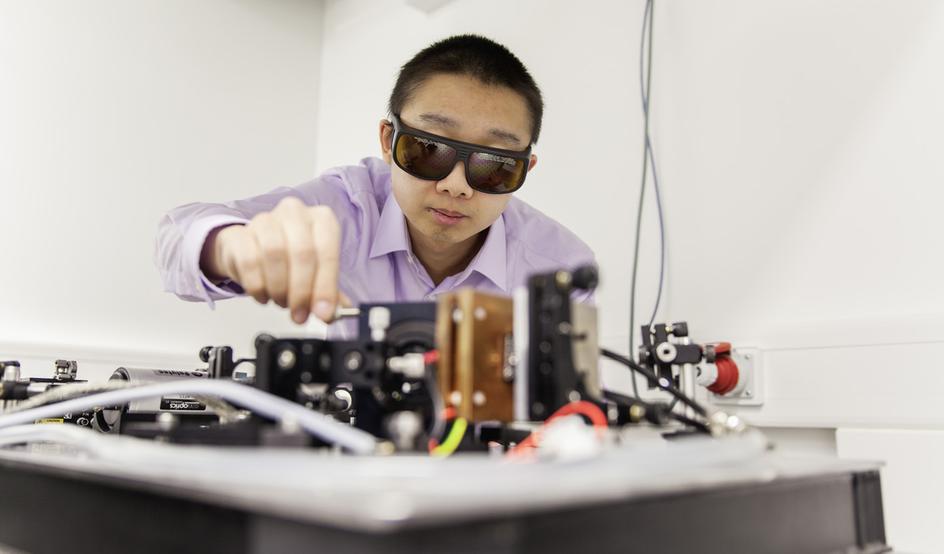 Laserlabor AG Experimentelle Halbleiterphysik