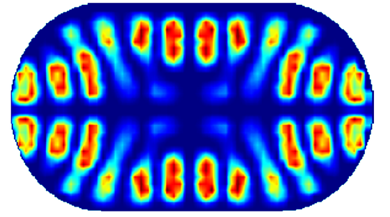 H.-J. Stöckmann, U. Kuhl: Studium von quantenmechanischen Problemen mit klassischen elektromagnetischen Wellen