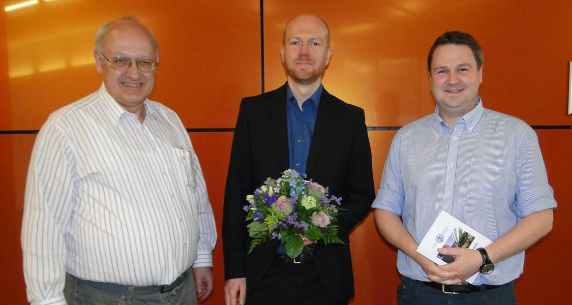 Deutsche Forschungsgemeinschaft bewilligt die Einrichtung einer Emmy-Noether-Nachwuchsgruppe durch Herrn Dr. Magnus Buchner
