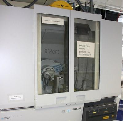 Philips/Panalytical X'Pert Pro PW3040/60
