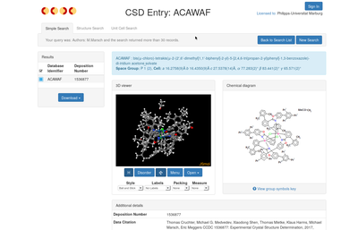 Suche mit Web CSD
