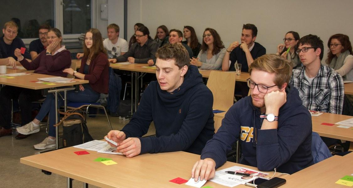 Tag der Pharmazie an der Philipps-Universität Marburg