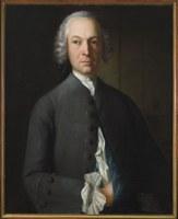 Bildnis des Johann Gottlieb Waldin?, seit 1766 Professor der Philosophie und Mathematik in Marburg