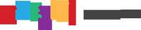 Logo der Speak Studie. Bunte, große Buchstaben, die ausser der Reihe tanzen