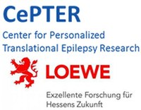Logo des LOEWE-Schwerpunktes Center for Personalized Translational Epilepsy Research