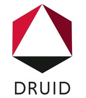 Logo des LOEWE-Zentrums Novel Drug Targets against Poverty-Related and Neglected Tropical Infectious Diseases (DRUID)