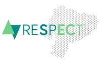 """Logo: FOR 2730 - Umweltveränderungen in Biodiversitäts-Hotspot-Ökosystemen Süd-Ecuadors: Systemantwort und Rückkopplungseffekte"""" (RESPECT)"""