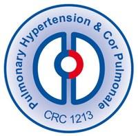 Logo: SFB 1213 - Pulmonale Hypertonie und Cor pulmonale