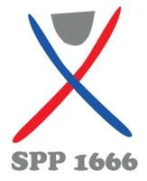Abbildung: Logo des Schwerpunktprogramms SPP 1666 - Topologische Isolatoren: Materialien - grundlegende Eigenschaften - Strukturen für Bauelemente