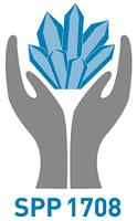 Abbildung: Logo des Schwerpunktprogramms SPP 1708 - Materialsynthese nahe Raumtemperatur