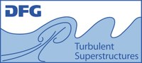 Abbildung: Logo des Schwerpunktprogramms SPP 1881 - Turbulente  Superstrukturen