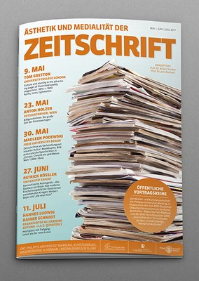Zeitschrift Plakat