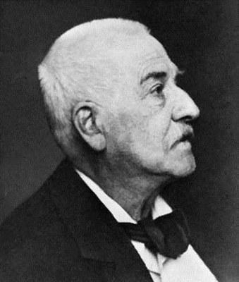Portrait Jacob Burckhardt