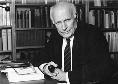 Portrait von Reinhart Koselleck