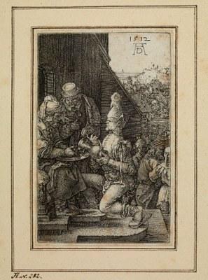 Duerers Handwaschung des Pilatus